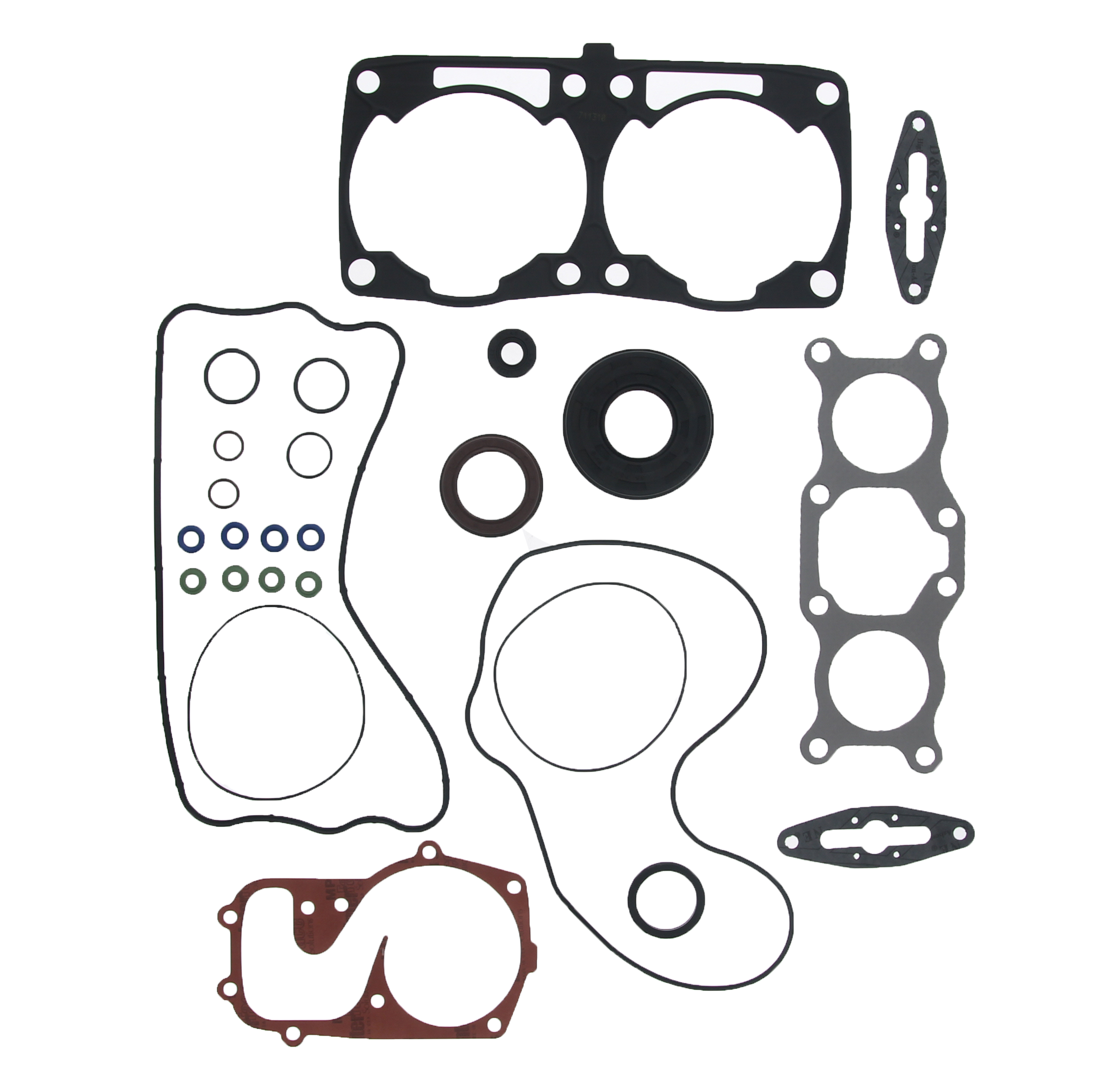 Complete Gasket Kit fits Polaris RMK Assault 800 2011 2012