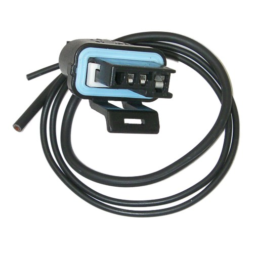 small resolution of details about parts master 84008 gm alternator multi purpose 3 wire pigtail connector