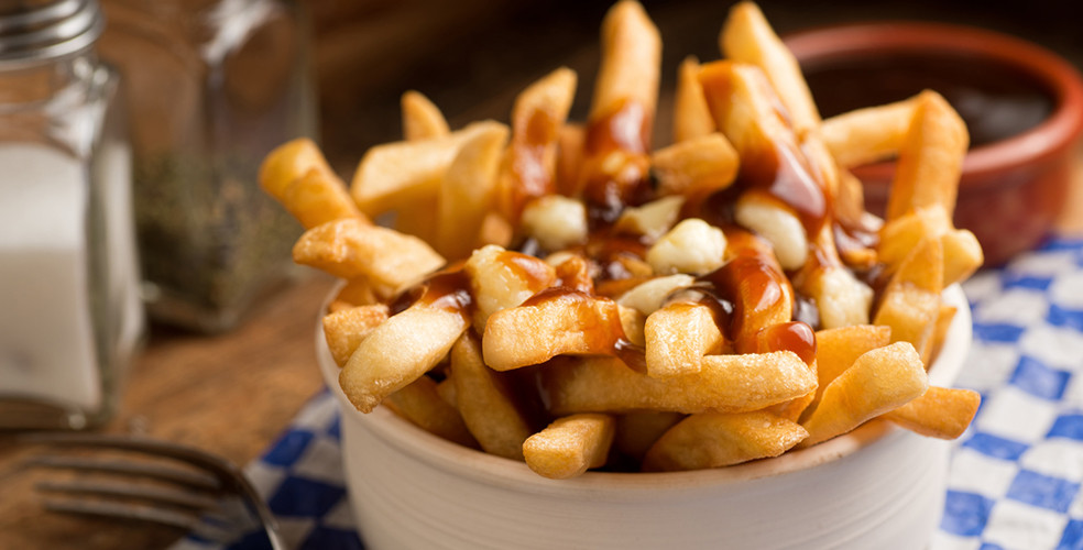 Image result for poutine