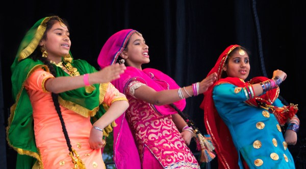 Ready Downtown Bhangra Vancouver' Biggest