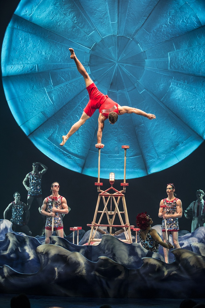 Review Cirque Du Soleils Luzia Is Nothing Short Of
