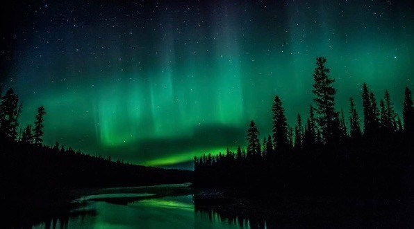 Yukon Northern Lights Best Time