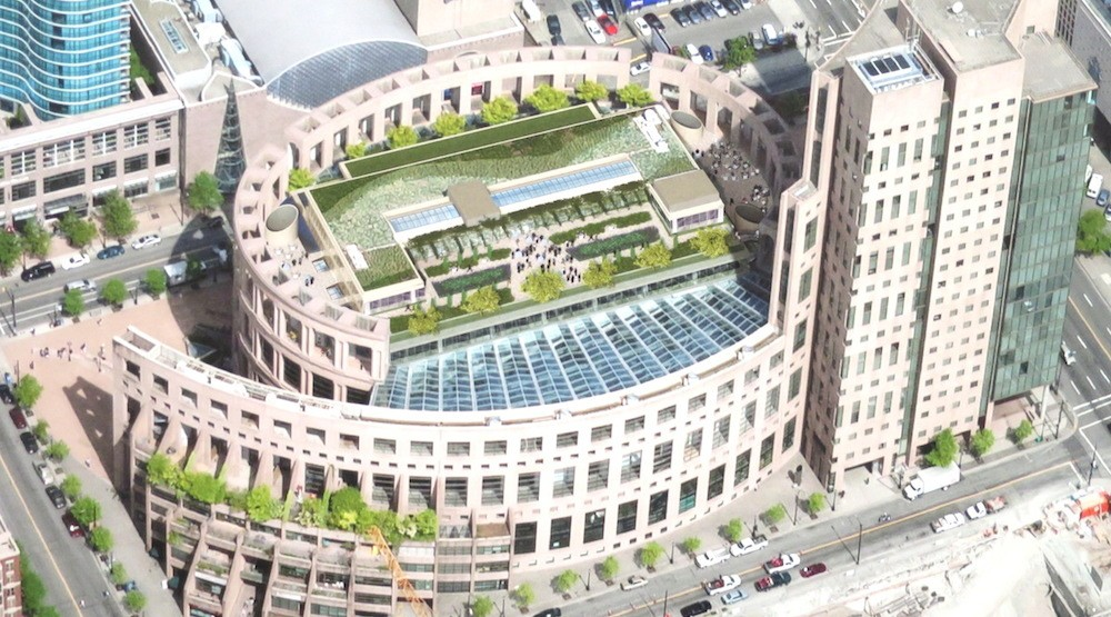 Construction Begins On Vancouver Public Library's