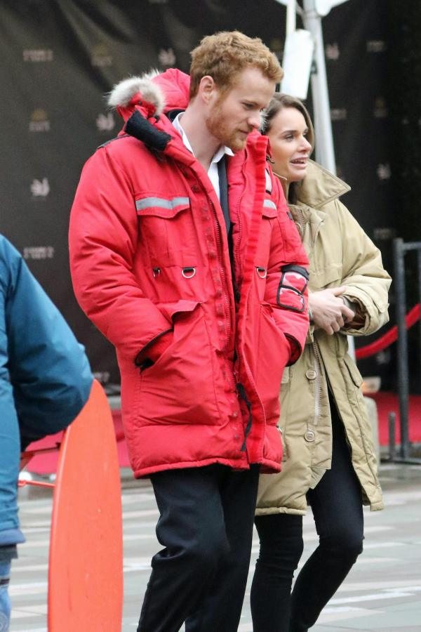 Prince Harry And Meghan Markle Lifetime Movie Spotted