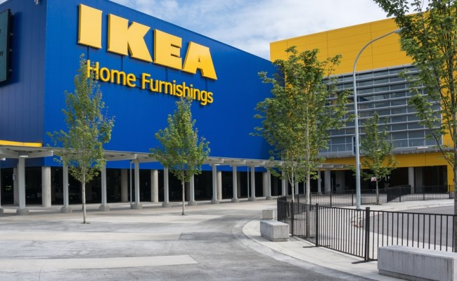 You Can Now Sell Back Your Used Furniture To Ikea Daily