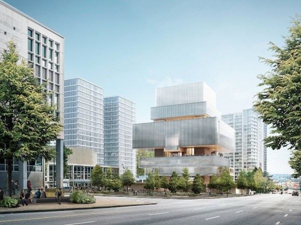 Chan Family Donates 40m Fund Vancouver Art