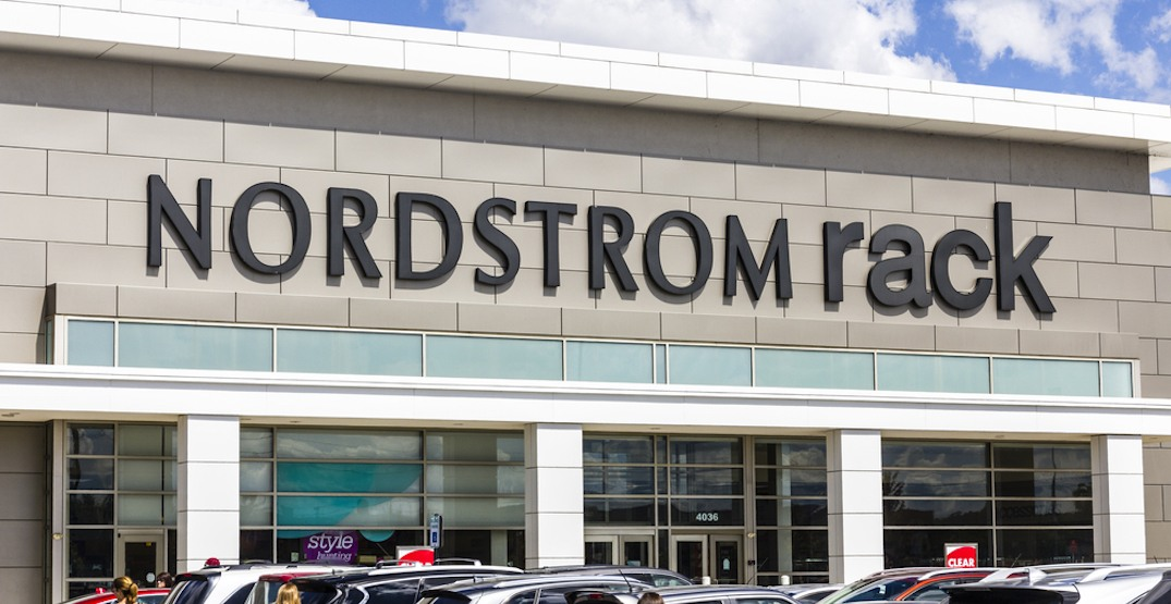 nordstrom rack opening its first store