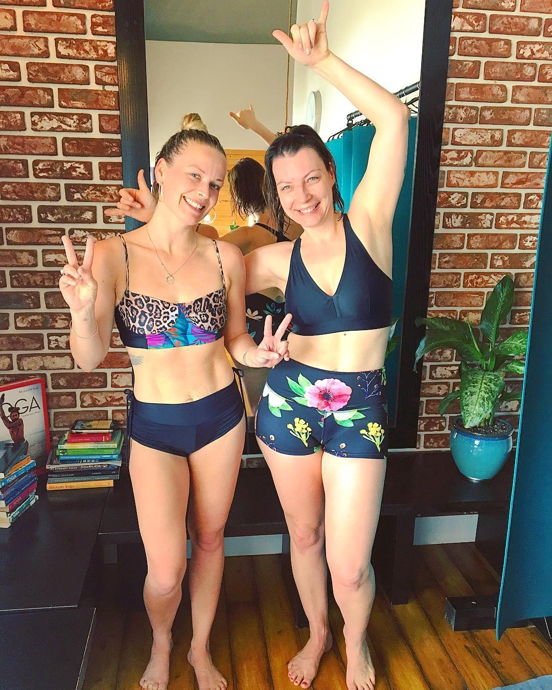 Anne Zavalkoff - Yoga Instructor - Moksha Yoga - East