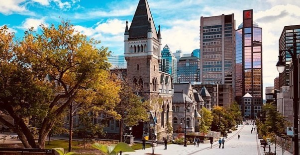 McGill ranked one of the best universities in Canada