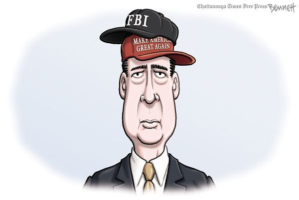 Image result for cartoons about giuliani and fbi