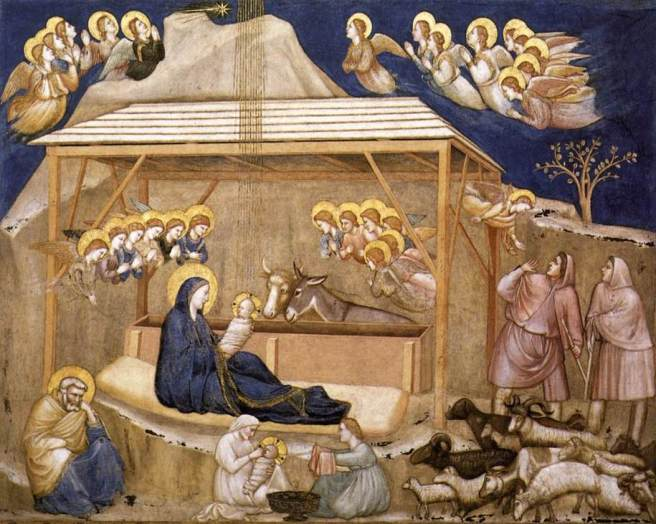 Image result for joseph and midwife in bethlehem