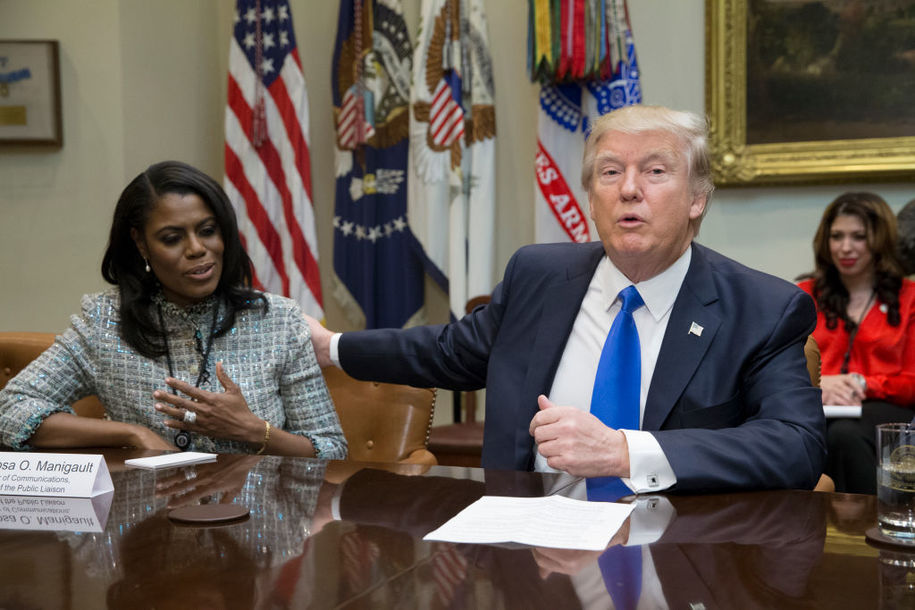 Image result for omarosa black history month