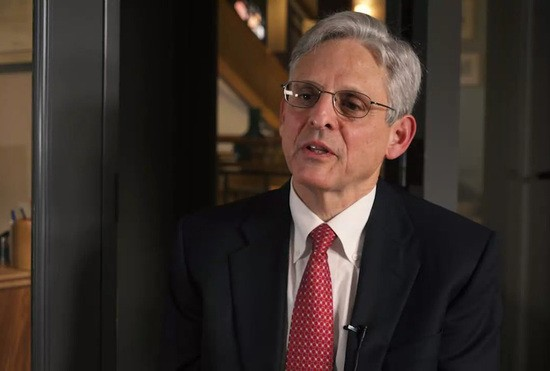 Merrick Garland, President Obama's Supreme Court nominee.