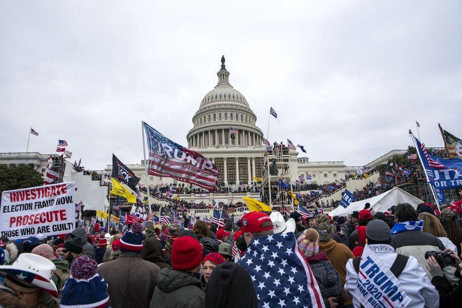 Capitol riot January 6 2021