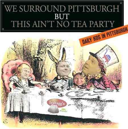 NN party Pitt