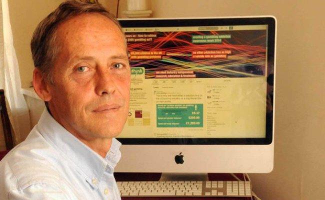 Simon Perfitt Blew 200k On Betting Machines Daily Star