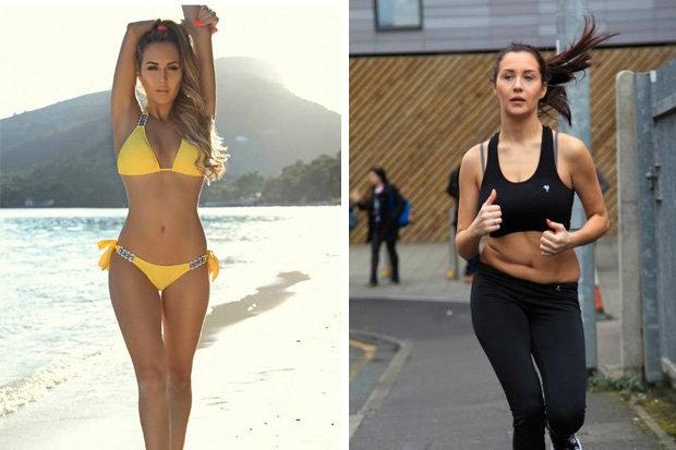 Celebrity Big Brother Star Chloe Goodman Reveals 10 Week