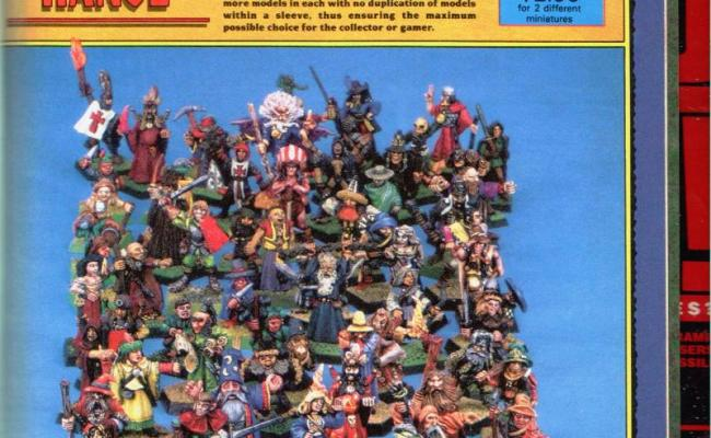 Copyright Games Workshop Retro Review Rogue Trader