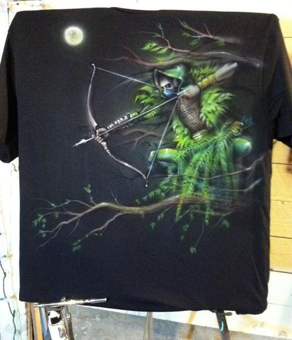 Elves Forest Hidden Shirt Warhammer Fantasy Waywatcher