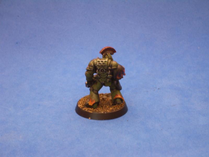 Salamanders Veteran Sergeant