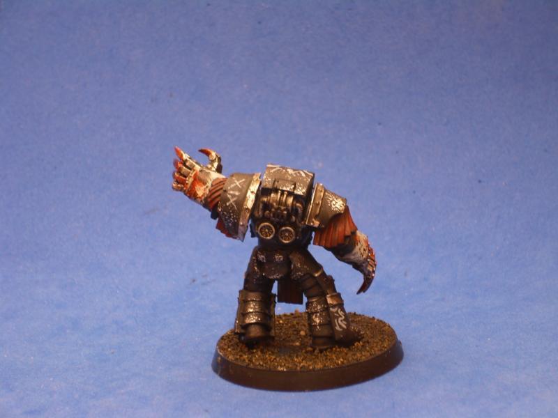 Raven Guard Cataphractii Terminator