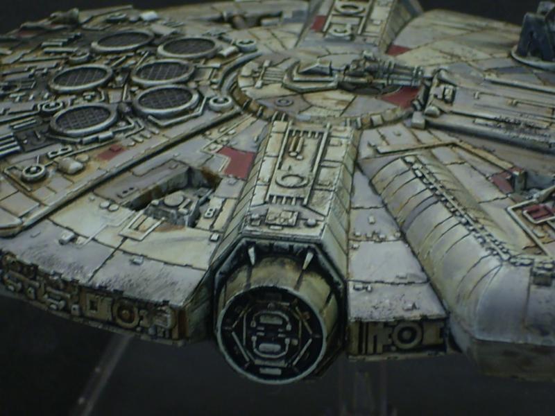 Repaint, Star Wars, X-Wing