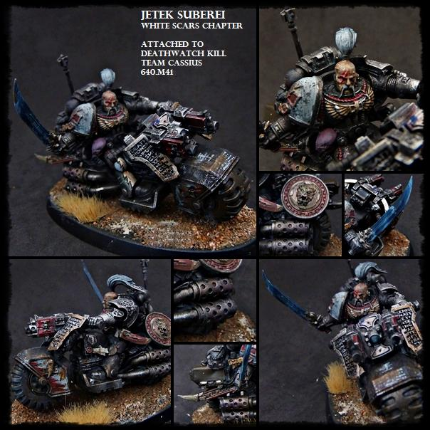 Deathwatch, Kill Team, Overkill, Space Marines, Warhammer 40,000