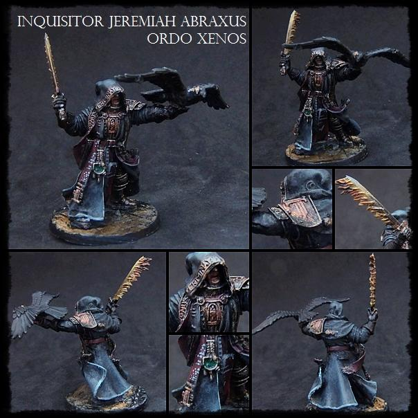 Inquisition, Warhammer 40,000