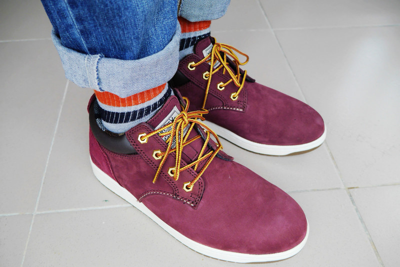 VANS工作靴的穿搭資訊 | Dappei