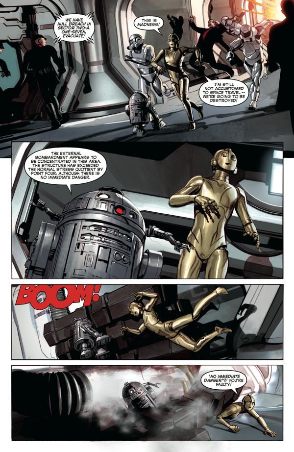 The Star Wars #2