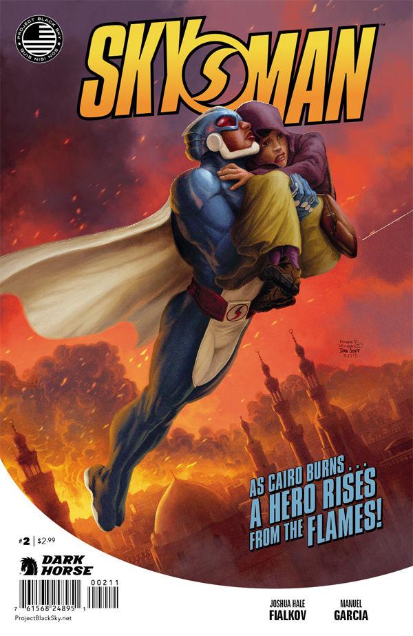 Skyman #2