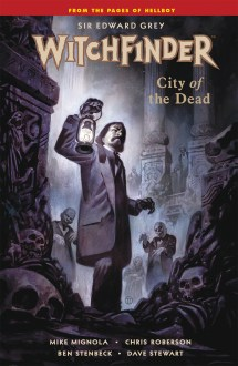 ''witchfinder City Of Dead'' Victorian Tale