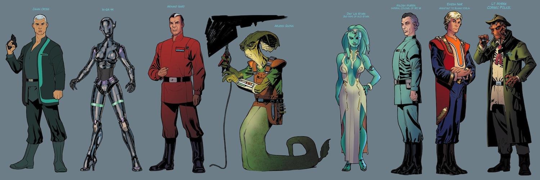 Star Wars Friday  Agents of the Empire by John Ostrander  Blog  Dark Horse Comics