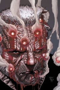 """wolverine_71 From the Stacks: """"Old Man Logan"""" Continues in Wolverine #71"""