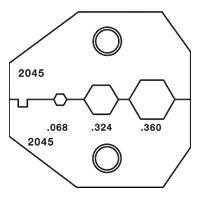 Paladin Tools PA2045 1300/8000 Series BNC CATV