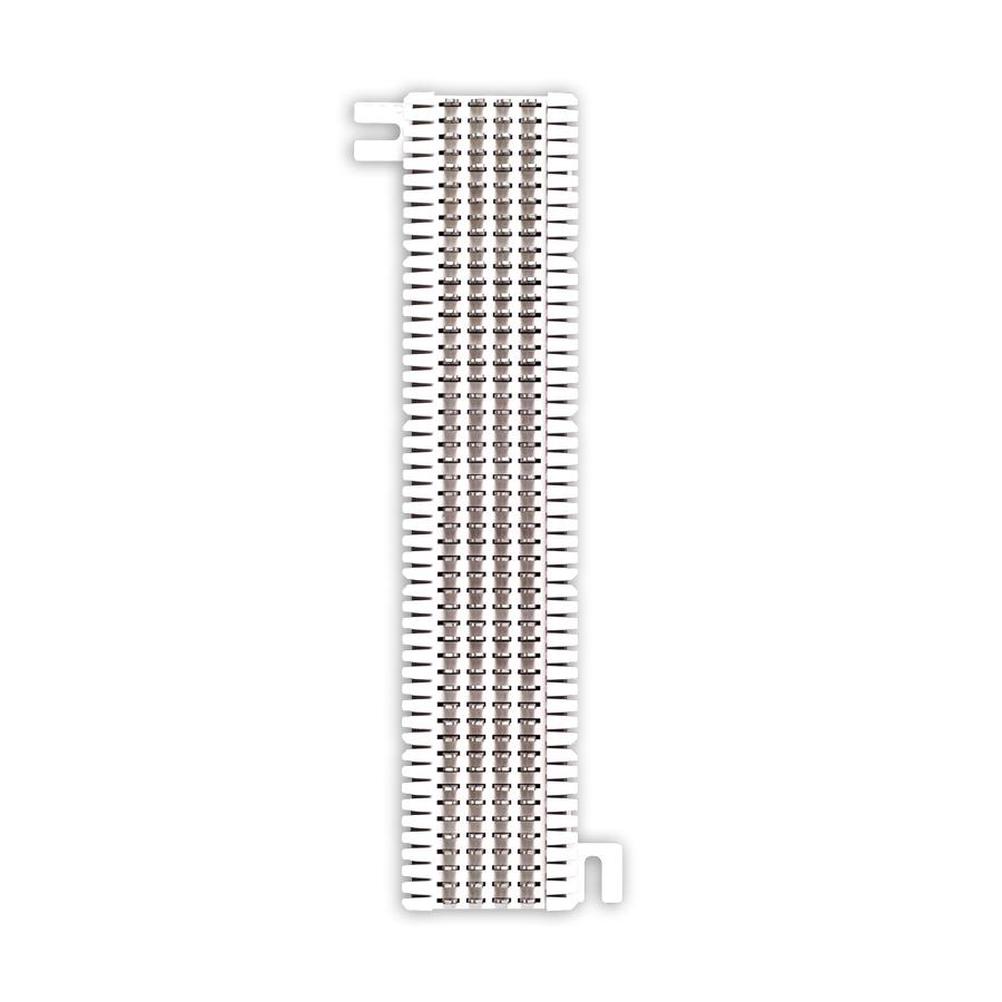 Siemon S66M1-25 Pair Capacity: 25, Quick Clip: 569