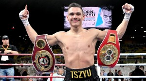 Tim Tszyu vs. Dennis Hogan: Date, fight time, odds, TV channel and live stream