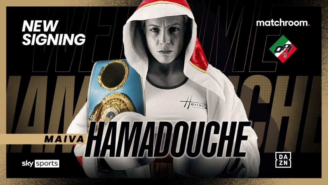 Hamadouche Features On Patera Boschiero Undercard.