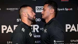 Joseph Parker vs Junior Fa: Live results, ambitions and rounded updates from Auckland