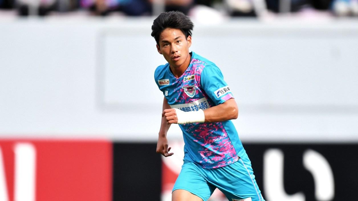 注目選手】林大地|Jリーグ | DAZN News 日本