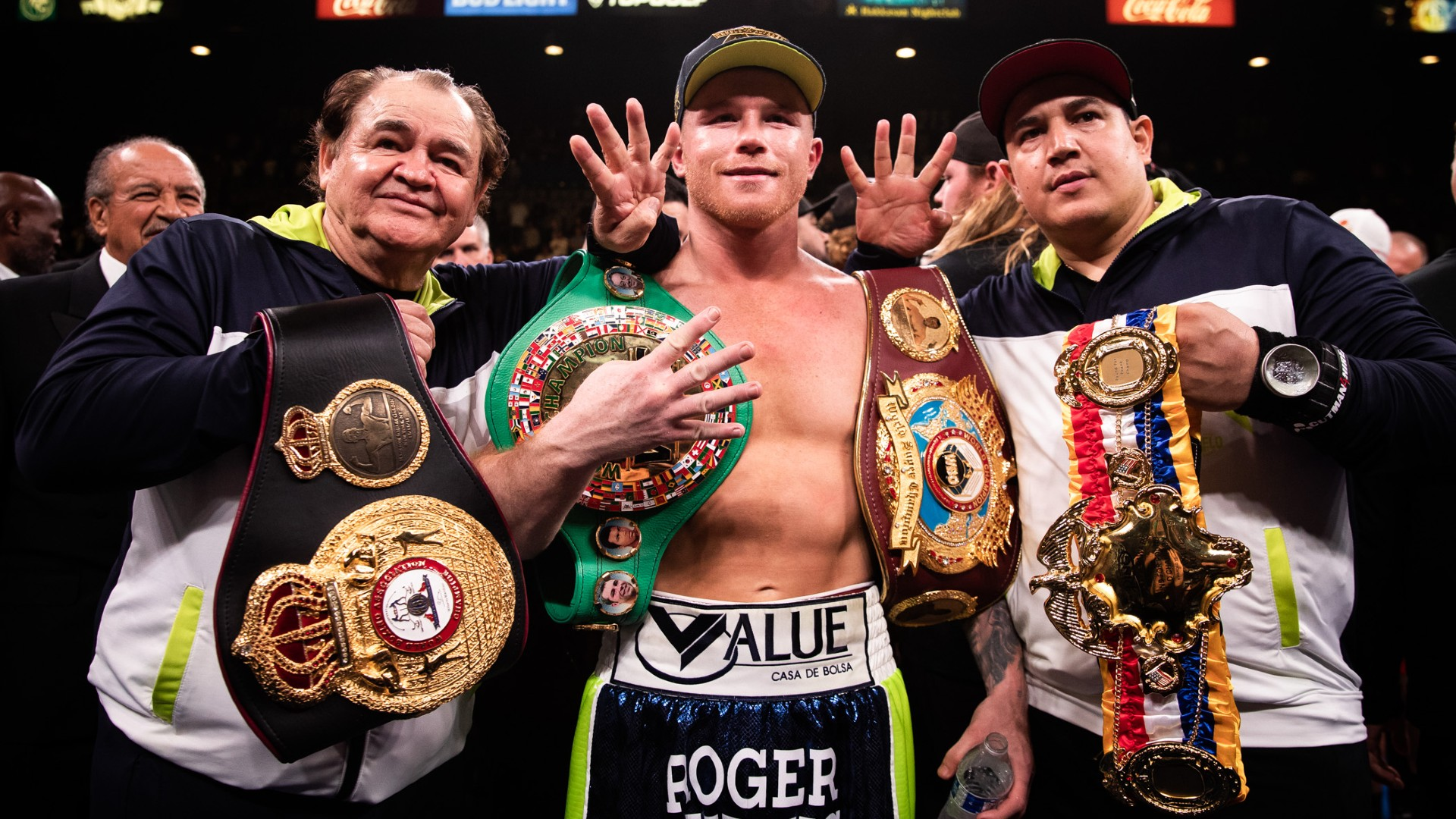 Canelo Alvarez may be unstable, says Eddie Hearn