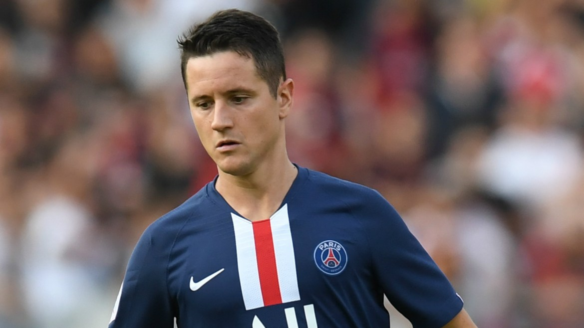 PSG news: Ander Herrera to miss up to four weeks with calf injury | Goal.com