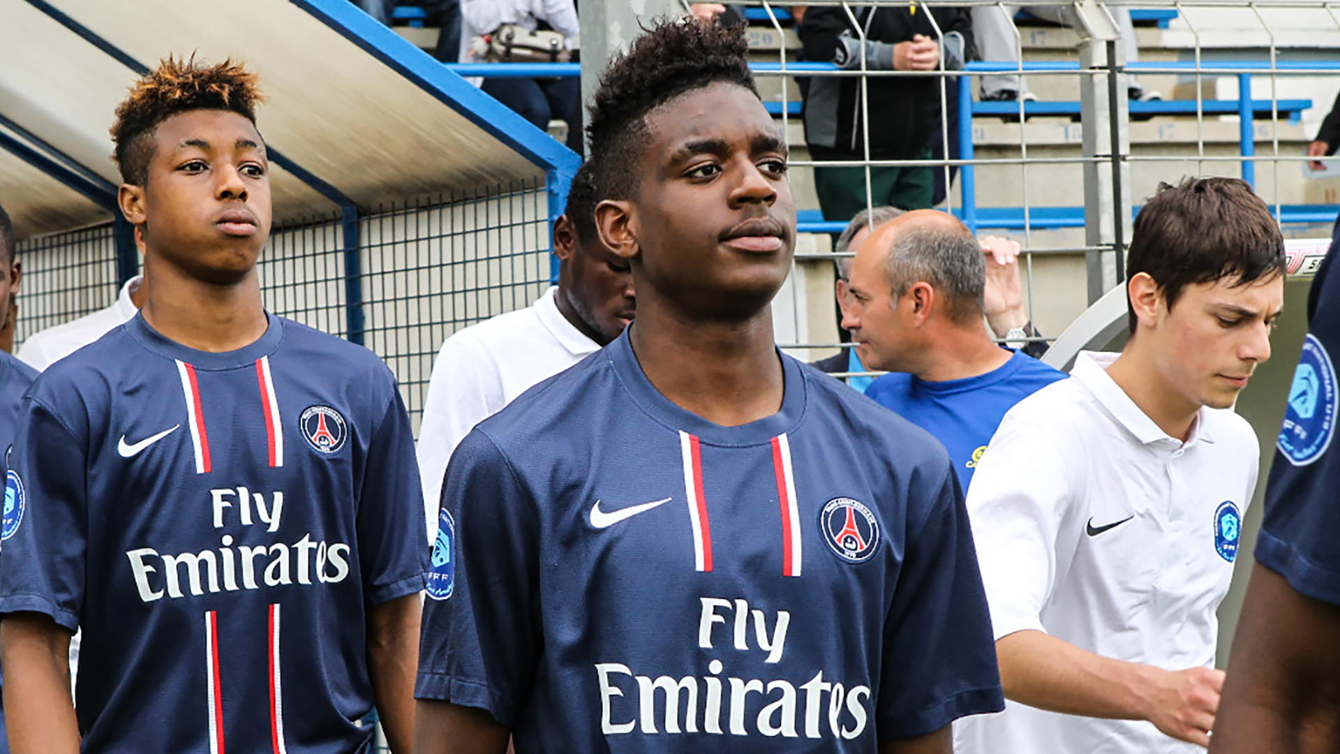 We Will Never Forget You Former Psg Academy Player