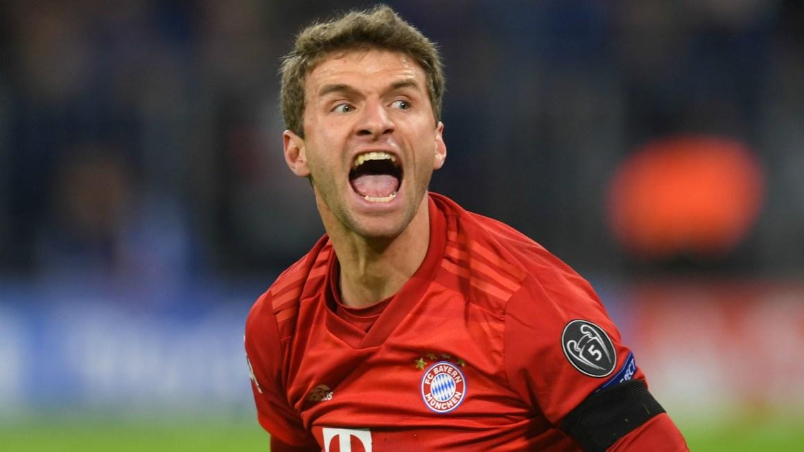 Thomas Muller thừa nhận tương lai tại Bayern Munich từng vô cùng bấp bênh |  Goal.com