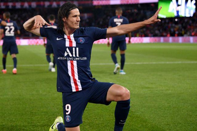 Olaszországban folytathatja a pályafutását Edinson Cavani   Goal.com