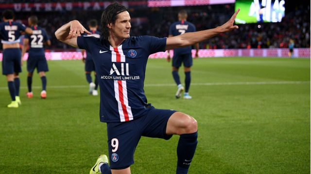 PSG striker Cavani committed to playing on in Europe | Goal.com
