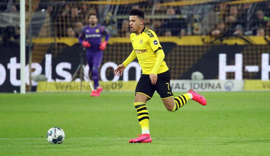 Dortmund fixe un ultimatum pour le transfert de Jadon Sancho