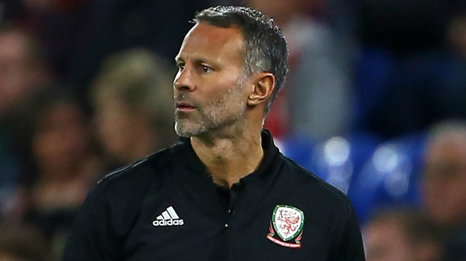 Giggs: I've felt different because of my mixed-race background