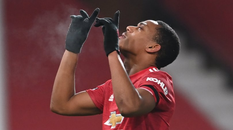 'Martial is nowhere near his full potential' – Cole urges misfiring Manchester United star to keep 'persevering'