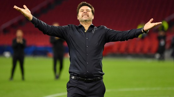 Pochettino for PSG: Sorin greets former World Cup teammate in Argentina ahead of Parc des Princes move